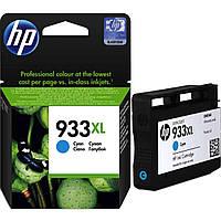 Картридж струйный HP для Officejet 6700 Premium HP 933XL Cyan повышенной емкости