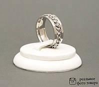 Мужское кольцо из хирургической стали Размер 20 (810028)