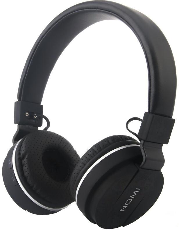 Навушники Bluetooth Nomi NBH-350 Чорний