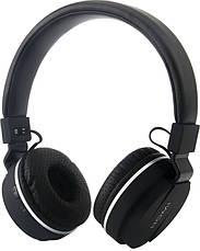 Навушники Bluetooth Nomi NBH-350 Чорний, фото 3