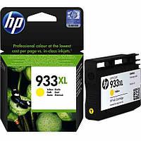 Картридж струйный HP для Officejet 6700 Premium HP 933XL Yellow  повышенной емкости
