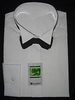 Классическая рубашка под бабочку