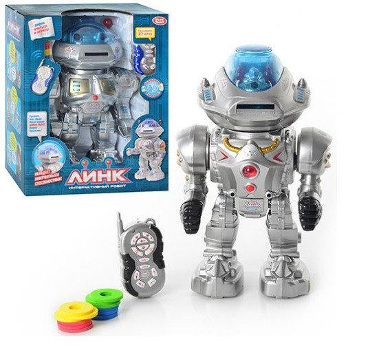 Интерактивный робот Линк 9365/9366 (2 вида)