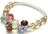 Браслет Кристалл разноцветный (tb903)