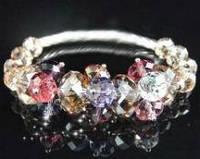 Браслет Кристалл разноцветный (tb904)