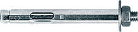 Анкер REDIBOLT 8*40 М6 + гайка, оцинк.