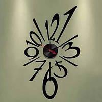 Декоративная наклейка часы Feron NL22