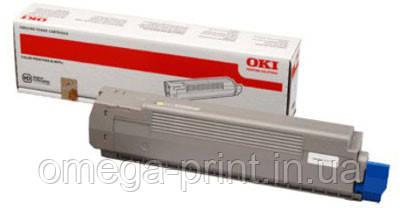 Заправка картриджа лазерного принтера  Oki  C801/C821 Cyan