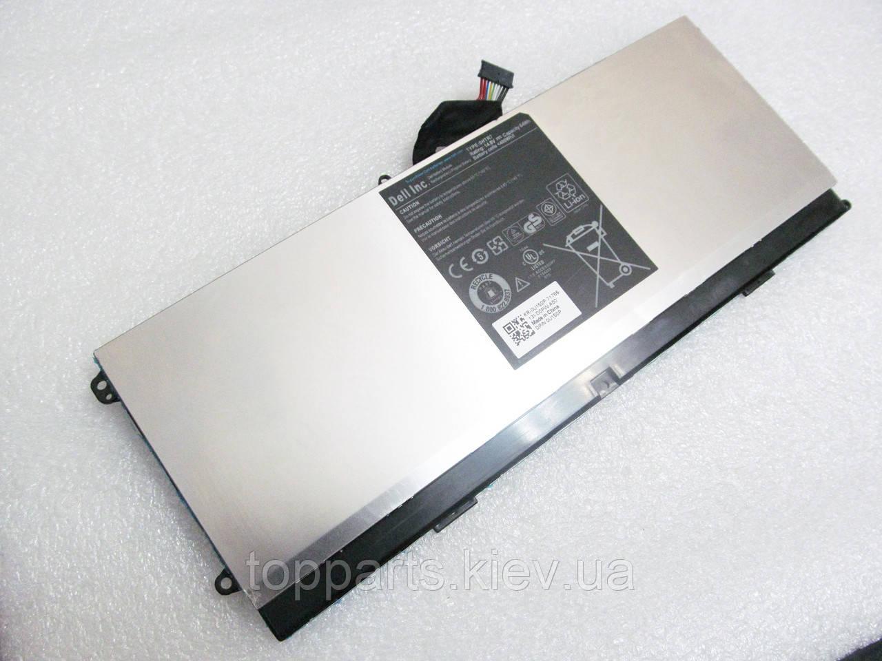 Батарея для ноутбука Dell XPS 15z (L511Z) 0HTR7, 64Wh (4000mAh), 8cell