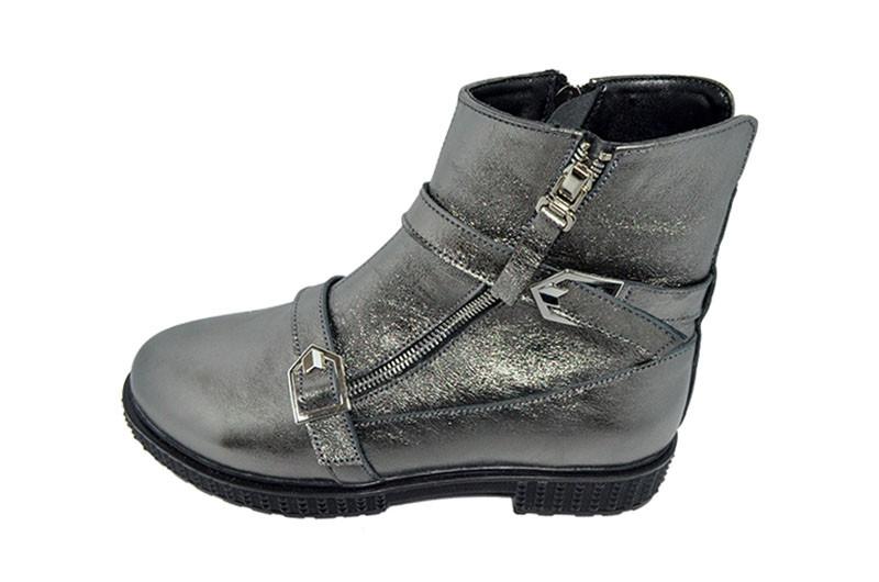 Ботинки женские зимние Arcoboletto 415 Nickel - Sezon интернет-магазин  обуви в Черновцах 36388ecd7502d
