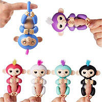 Опт - Интерактивная игрушка обезьянка Fingerlings Monkey