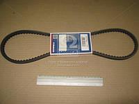 Ремень AVX13х1075 зубчатый вентилятора ГАЗ 53, КРАЗ, БЕЛАЗ (Производство Rubena) AVXх13-1075 зуб