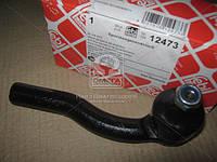 Наконечник тяги рулевой FIAT DOBLO правый (Производство Febi) 12473