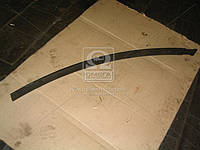 Лист рессоры №3 передний КАМАЗ 1445мм (Производство Чусовая) 55111-2902103-01, AEHZX