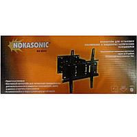 """Кронштейн стационарный Nokasonic NK-8040 под диагональ до 37"""" (до 30 кг)"""