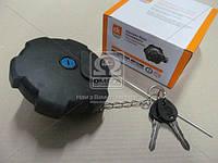 Крышка бака топливного КАМАЗ, DAF пластмасса с ключом  (арт. 55.100-1103010), AAHZX