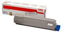 Заправка картриджа лазерного принтера  Oki  C801/C821 Black
