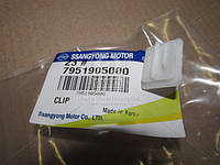 Клипса крепления накладки (Производство SsangYong) 7951905000