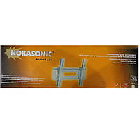 "Кронштейн стационарный Nokasonic NK 8041 LCD под диагональ от 32"" до 48"" (до 75 кг)"