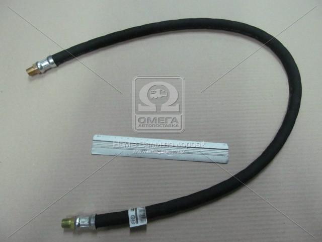 Шланг тормозной МАЗ  L=1000мм (шт-шт)  (арт. 8925-3506290), AAHZX