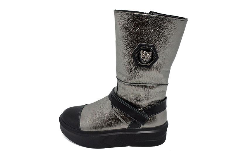 Сапоги женские зимние Arcoboletto 522 Nickel - Sezon интернет-магазин обуви  в Черновцах fc3fa6b0fe575