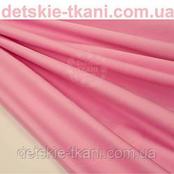 Сатин премиум ярко-розового цвета, ширина 240 см (№1073-10)