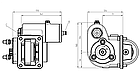 Коробка отбора мощности Aber на TOYOTA R451, фото 3