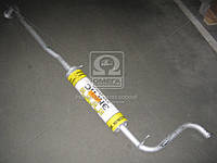 Резонатор ВАЗ 2170 ПРИОРА без виброкомпенсатора (Производство Экрис) 2170-1200020