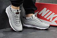 Кроссовки мужские Nike 97 серебро Вьетнам