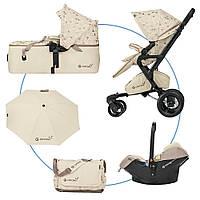 Универсальная коляска 3в1 Concord Neo Special Edition Ivory