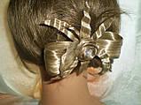 Заколка-бант из волос ручной работы на автомате  (ПОСТИЖ), фото 2