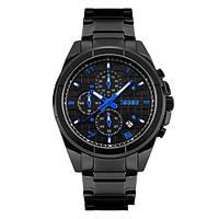 Часы Skmei 9109 Black Black Dail BOX