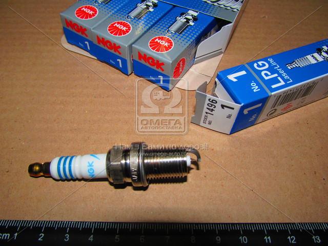 Свеча зажигания (производство NGK) (арт. LPG1), rqc1
