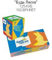 Салфетки бумажные серийные в коробке экспорт