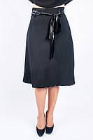 Молодежная юбка Бренда черная
