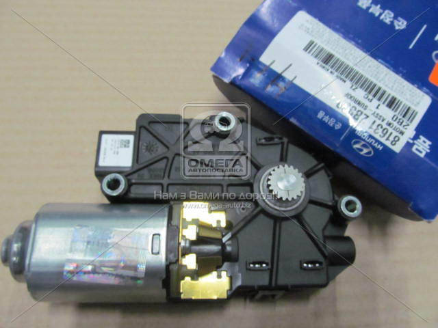 Двигатель люка (Производство Mobis) 816312B000