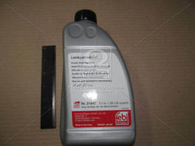 Жидкость ГУР FEBI зелёная (Канистра 1л) 21647
