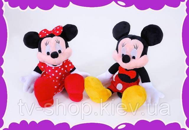 Іграшка Міккі і Мінні Маус (27,40 см)