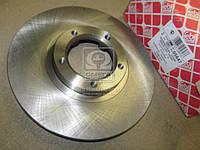 Тормозной диск Ford Pkw (Производство FEBI) 05647
