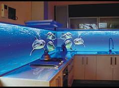 Скляні кухонні фартухи для кухні (Скіналі)