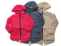 Куртка для девочек на флисе, GRACE, размеры 134-164   арт. G70889, фото 1