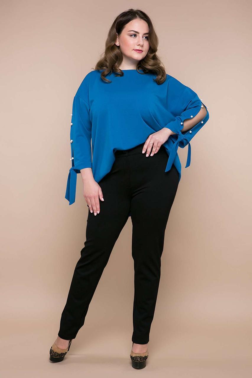 2622d5f49f39 Женские брюки большого размера РОУЗ ТМ Татьяна 54-60 размеры - Интернет-магазин  одежды