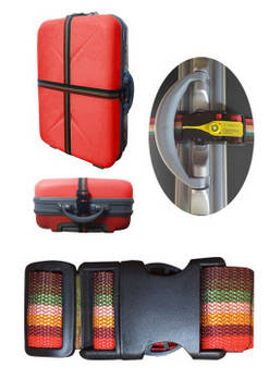 Ремни багажные Coverbag