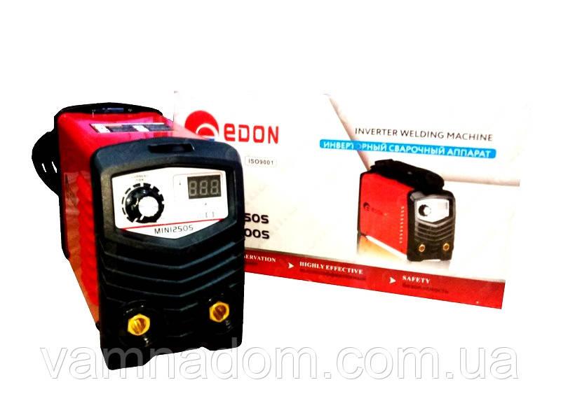 Сварочный инвертор Edon MINI-250S