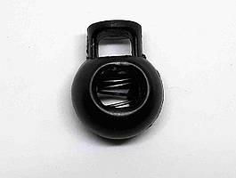 Фиксатор шарик на шнур пластиковый (1000 шт)