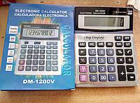 Калькулятор DМ 1200, 12-ти разрядный