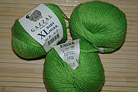 Gazzal Baby wool XL - 821 салатовый