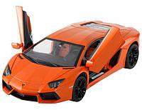 Машинка на радиоуправлении Lamborghini AVENTADOR 1:12