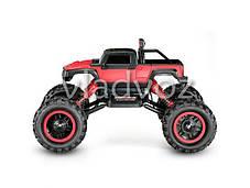 Джип машинка на радио управлении Rock Crawler красный Hummer 1:14, фото 3