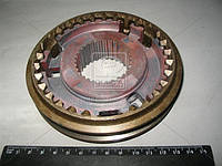 Муфта синхронизатора 1-2, 3 передний з/х со ступицей (Производство ГАЗ) 3309-1701124